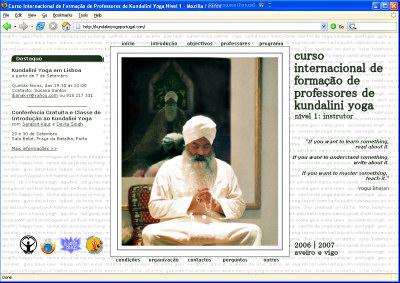 Curso Internacional de Formação de Professores de Kundalini Yoga - Nível 1: Instrutor